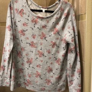 GUC Soft by Joie Medium Rose Sweatshirt!!
